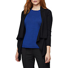 Buy East Merino Wool Short Waterfall Cardigan Online at johnlewis.com