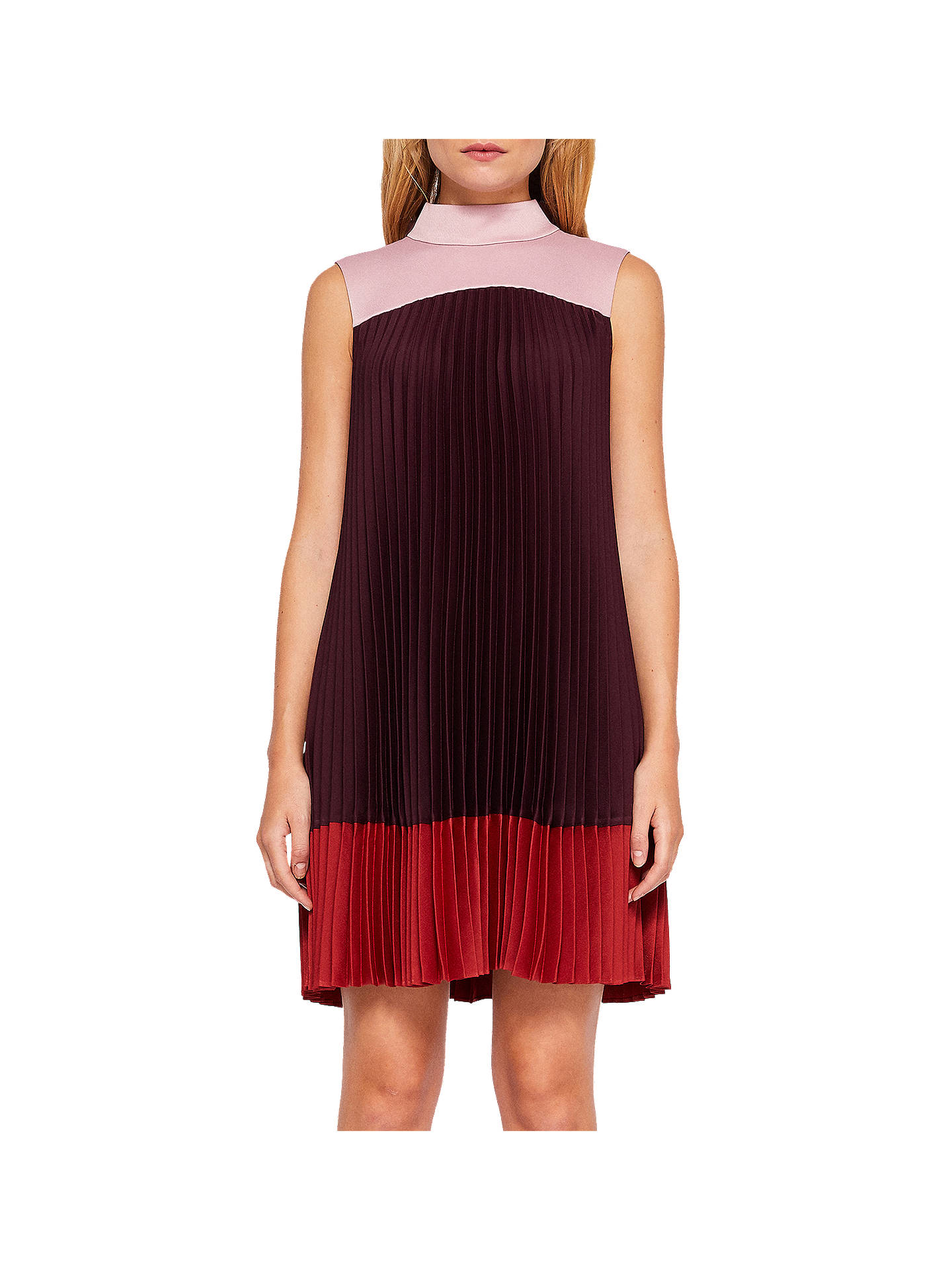 0883bdd0eb91 Buy Ted Baker Kimmea Pleated Dress With Bow