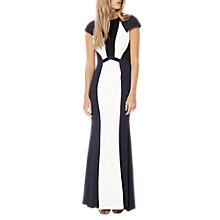Buy Damsel in a dress Colourblock Maxi Dress, Navy/Ivory Online at johnlewis.com