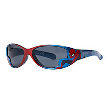 Buy Spiderman Children's Sunglasses, Red Online at johnlewis.com