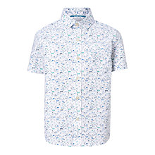 Buy John Lewis Heirloom Collection Boys' Floral Shirt, Multi Online at johnlewis.com