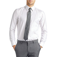Buy HUGO by Hugo Boss C-Enzo Shirt, Open White Online at johnlewis.com