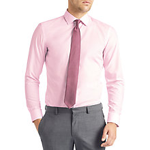Buy HUGO by Hugo Boss C-Jenno Shirt, Pastel Pink Online at johnlewis.com