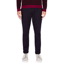 Buy Ted Baker T for Tall Koositt Trousers, Navy Online at johnlewis.com