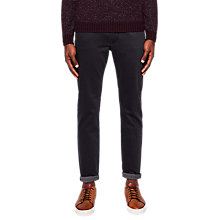 Buy Ted Baker Simplez Jeans, Grey Online at johnlewis.com