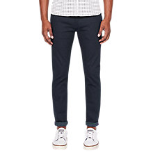 Buy Ted Baker Nearaw Jeans, Denim Rinse Online at johnlewis.com