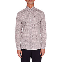 Buy Ted Baker T for Tall Lyseett Long Sleeve Shirt Online at johnlewis.com