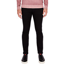 Buy Ted Baker T for Tall Tamall Slim Fit Jeans, Black Online at johnlewis.com