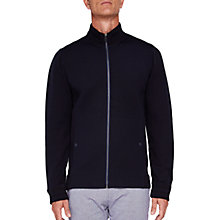Buy Ted Baker T for Tall Webstat Jersey Jacket, Navy Online at johnlewis.com