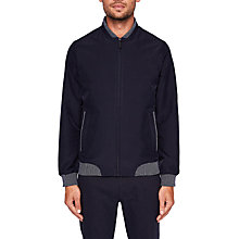 Buy Ted Baker Conall Bomber Jacket Online at johnlewis.com