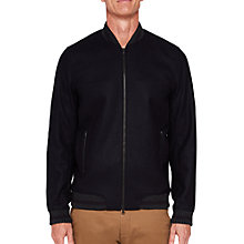 Buy Ted Baker T for Tall Fredtt Bomber Jacket, Navy Online at johnlewis.com