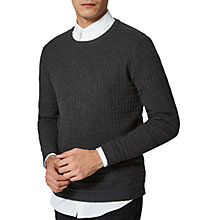 Buy Selected Homme Mike Crew Neck Jumper Online at johnlewis.com
