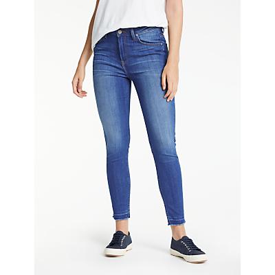 Lee Scarlett High Waist Skinny Jeans, Worn Out Misfit