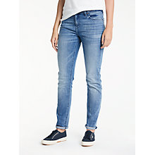 Buy Lee Elly High Waist Slim Jeans, Unplugged Online at johnlewis.com