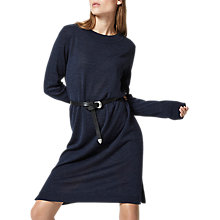 Buy Selected Femme Eileen Dress, Dark Sapphire Melange Online at johnlewis.com
