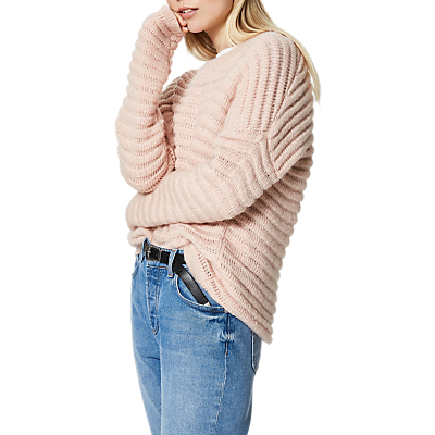 Selected Femme Bila Ribbed Jumper
