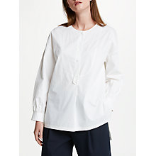 Buy Kin by John Lewis Bib Front Shirt Online at johnlewis.com