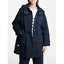 Buy Kin by John Lewis Bonded Parka Coat Online at johnlewis.com