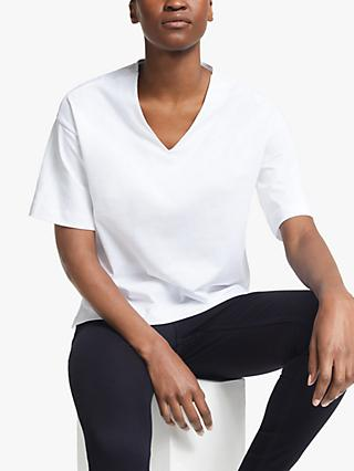 Kin V-Neck Oversized T-Shirt
