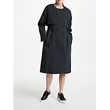 Buy Kin by John Lewis Collarless Trench Coat Online at johnlewis.com