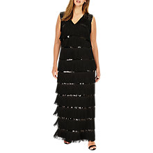 Buy Studio 8 Estrella Dress, Black Online at johnlewis.com