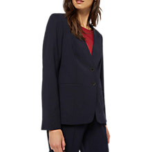 Buy Jaeger Modern Suit Jacket, Midnight Online at johnlewis.com