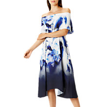 Buy Coast Idole Print Brooke Dress, Multi Online at johnlewis.com