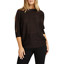 Buy Studio 8 Cassie Knit Jumper, Red Online at johnlewis.com