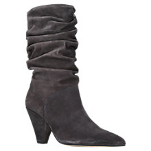 Buy Carvela Scrunch Slouch Boots Online at johnlewis.com