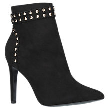 Buy Miss KG Tammy Pointed Toe Ankle Boots, Black Online at johnlewis.com