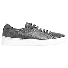 Buy Mint Velvet Allie Lace Up Trainers Online at johnlewis.com