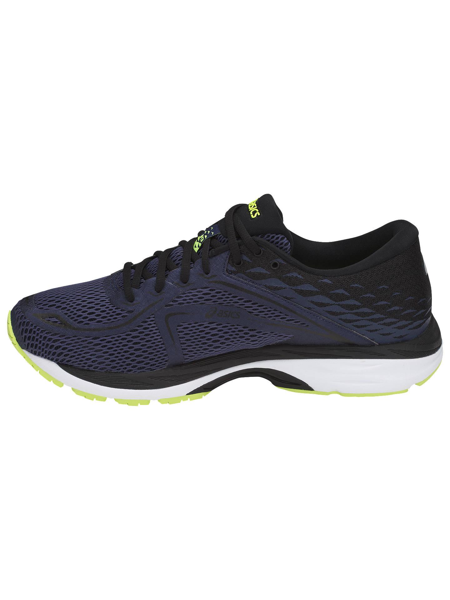 9db9f49a Asics GEL-CUMULUS 19 Men's Running Shoes, Black/Indigo Blue/Safety ...