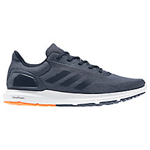 Buy Adidas Cosmic 2.0 Men's Running Shoes, Navy Online at johnlewis.com