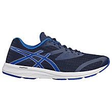 Buy Asics Amplica Men's Running Shoes, Blue Online at johnlewis.com