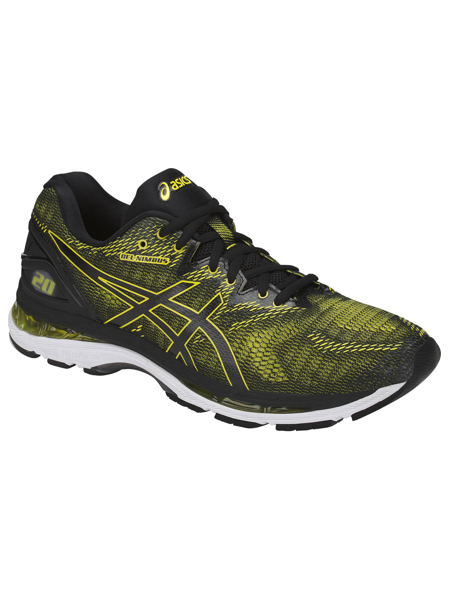 Asics GEL-NIMBUS 20 Men s Running Shoes at John Lewis   Partners ad108a1ab1