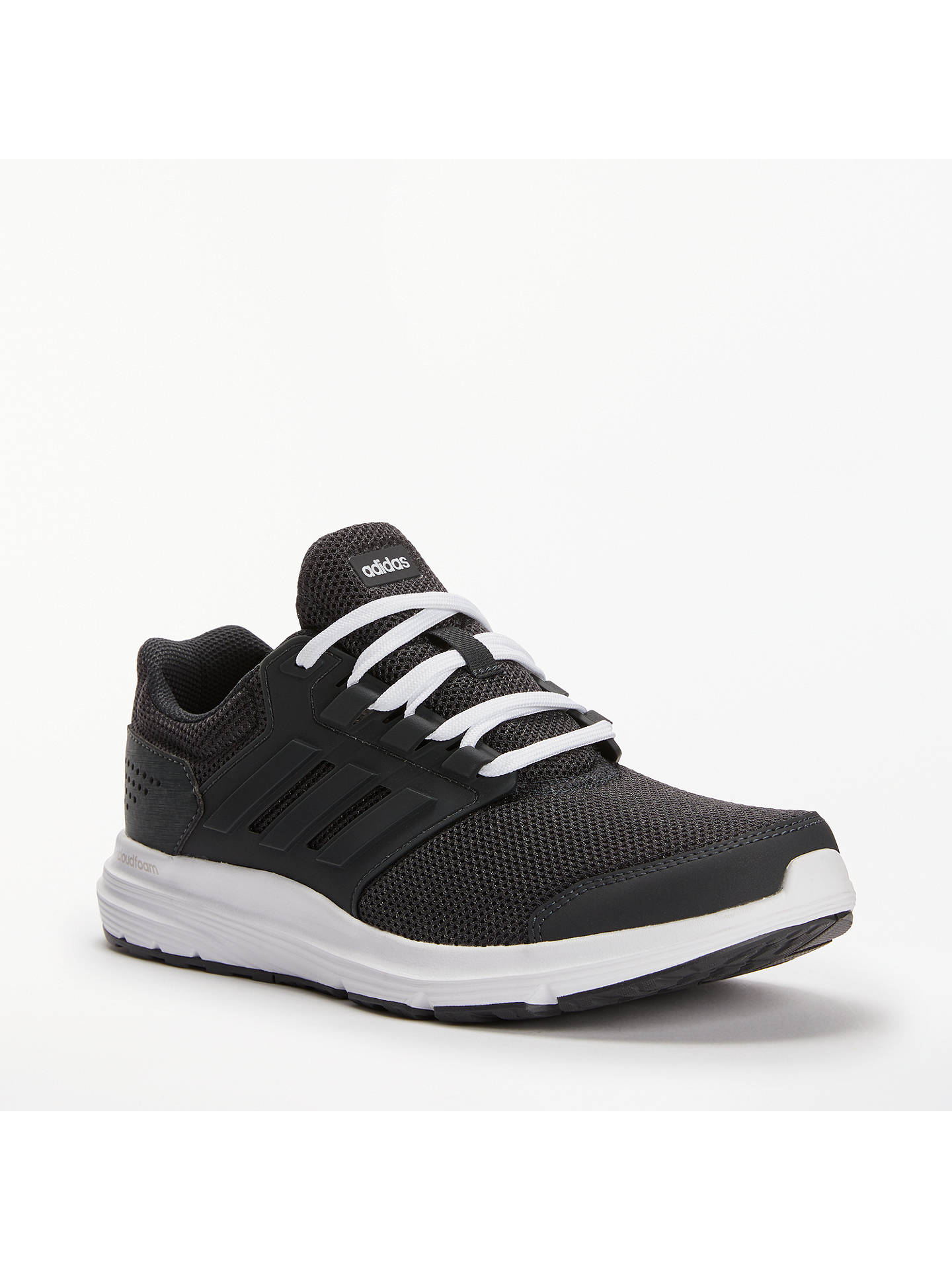 Buyadidas Galaxy 4 Women's Running Shoes, Black, 4 Online at johnlewis.com