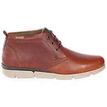Buy Barbour Collier Chukka Boots, Cognac Online at johnlewis.com