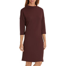 Buy Betty & Co. Stretch Jersey Dress, Autumn Red Online at johnlewis.com