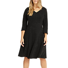 Buy Studio 8 Rochelle Dress, Black Online at johnlewis.com