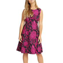 Buy Studio 8 Liberty Floral Jacquard Dress, Multi Online at johnlewis.com