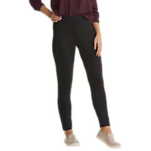 Buy Betty & Co. Jersey Trousers, Black Online at johnlewis.com
