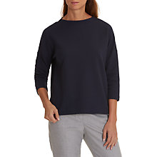 Buy Betty & Co Textured Top, Night Sky Online at johnlewis.com