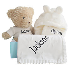 Buy My 1st Years Monochrome Baby Gift Set, White Online at johnlewis.com