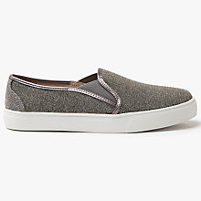 Buy John Lewis Echo Slip On Trainers Online at johnlewis.com