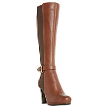 Buy Dune Sebb Knee High Boots Online at johnlewis.com