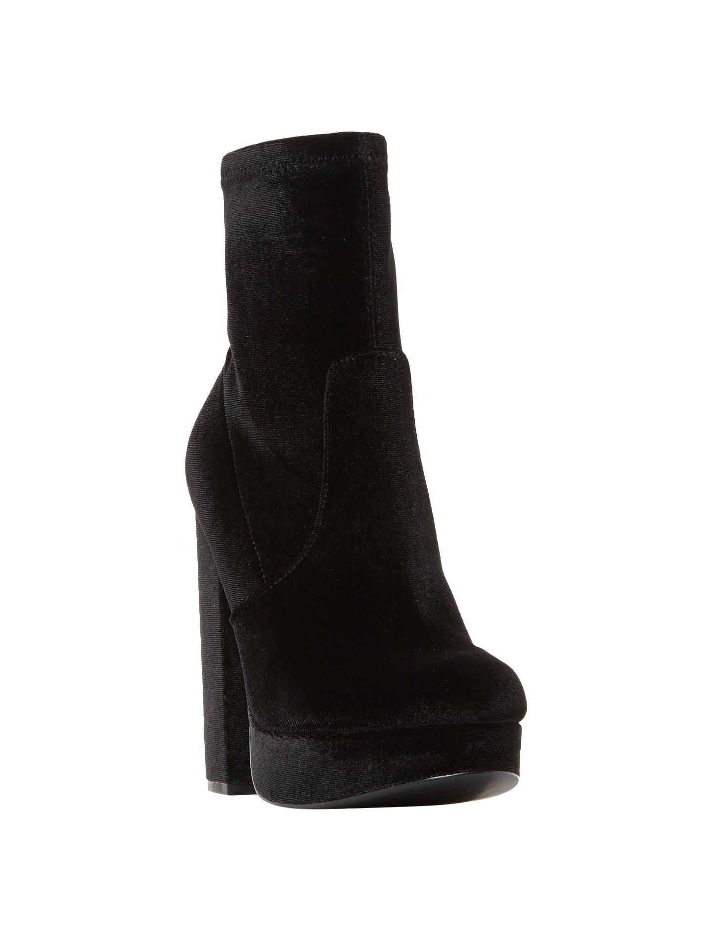 d01933472633 Buy Steve Madden Stardust Platform Block Heeled Ankle Boots
