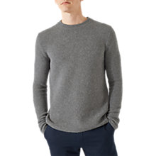 Buy Jigsaw Waffle Knitted Jumper Online at johnlewis.com
