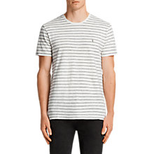 Buy AllSaints Paver Tonic Crew Neck T-Shirt Online at johnlewis.com