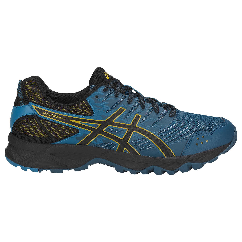 BuyAsics GEL-SONOMA 3 Men's Trail Running Shoes, Blue, 7 Online at  johnlewis ...