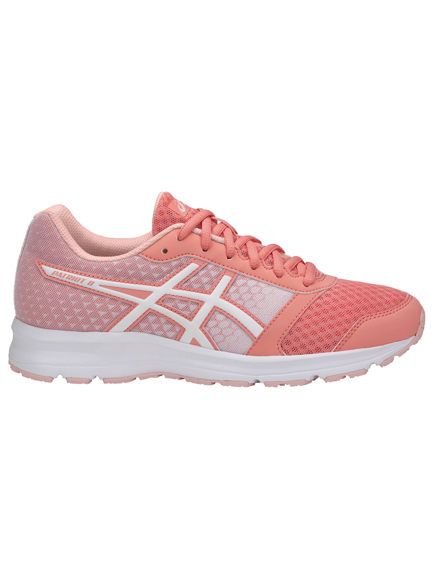 9be447aba36 Asics Patriot 9 Women s Running Shoes at John Lewis   Partners
